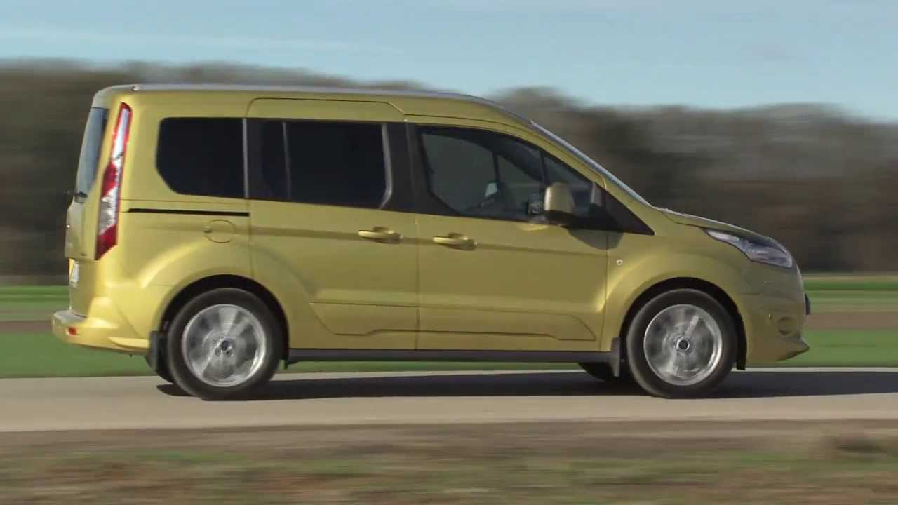 ford tourneo connect grand tourneo connect youtube. Black Bedroom Furniture Sets. Home Design Ideas