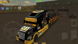 Skin cat  grand truck simulator   de monbuca a cardeal grand truck simulator