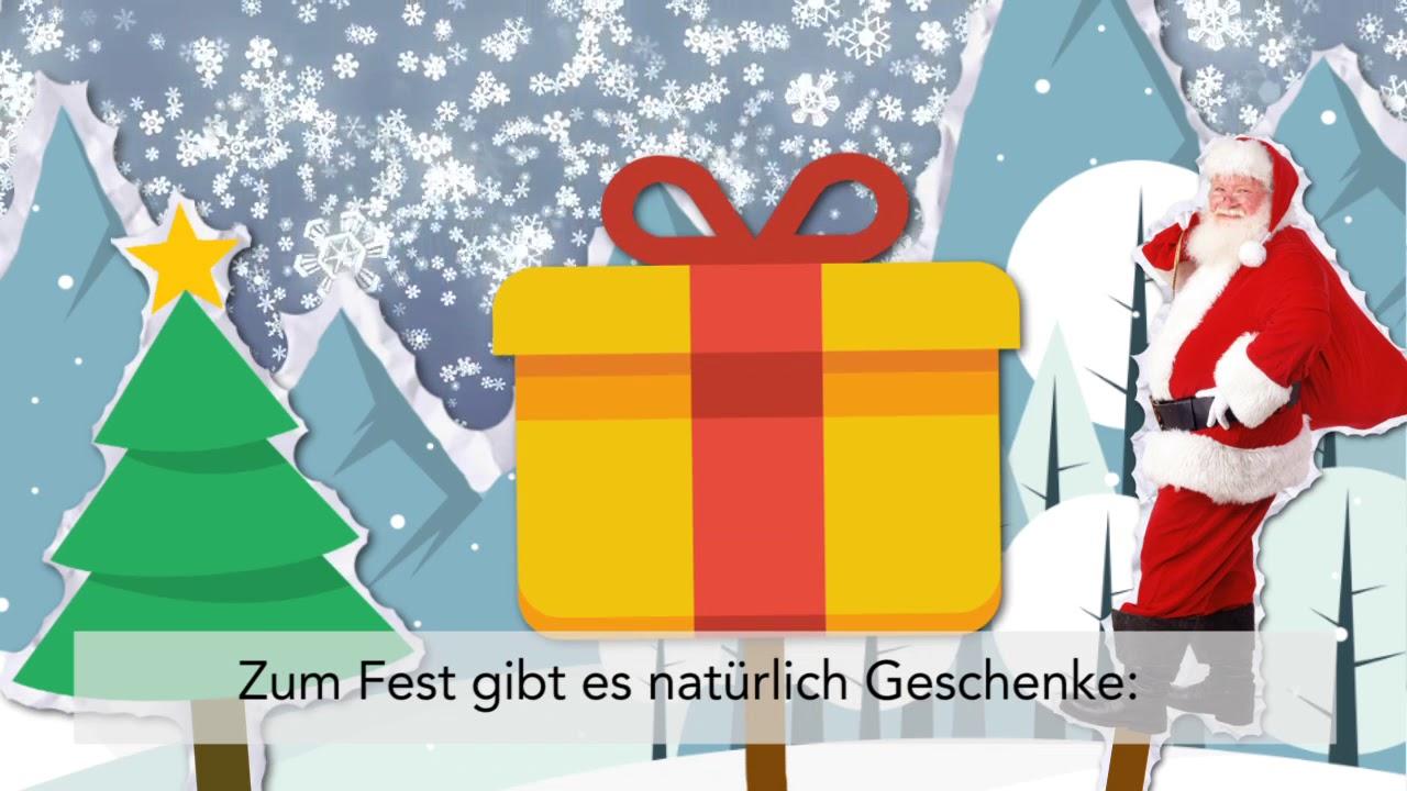 Ho ho ho...Weihnachten mit deiner TA - YouTube