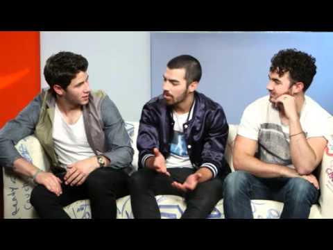 Jonas Brothers -  chat with  Choice 0620