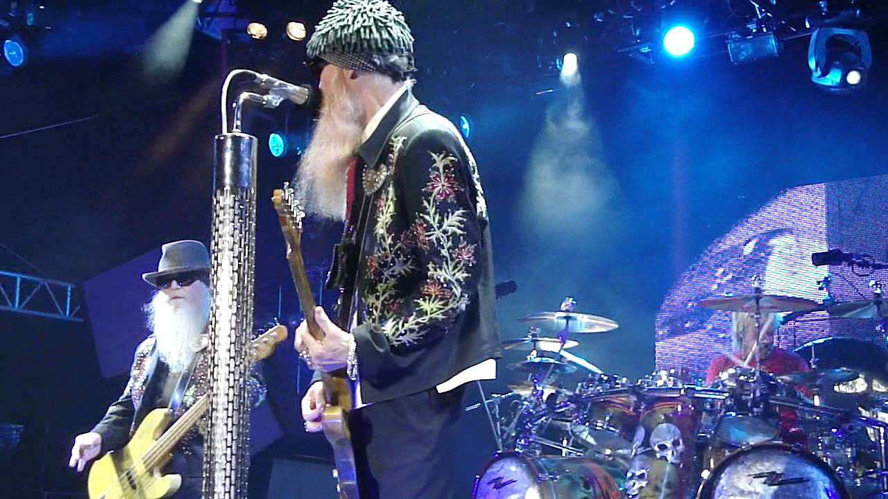 zz top i u0027m bad i u0027m narionwide live backyard austin tx youtube