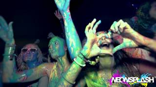 NEONSPLASH Paint-Party® Amsterdam 30/11/13 - Official Aftermovie