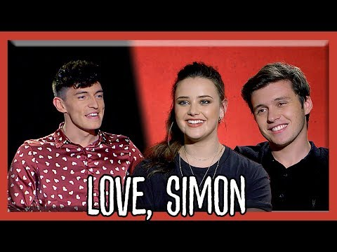 The Film I Wish My Gay Teen Self Saw: LOVE, SIMON | A Chat With Nick Robinson & Katherine Langford!