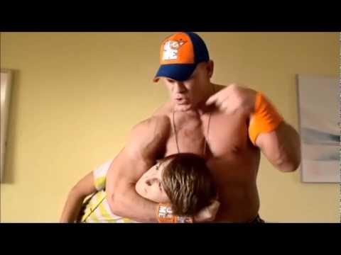 John Cena Fred The Movie Scene's