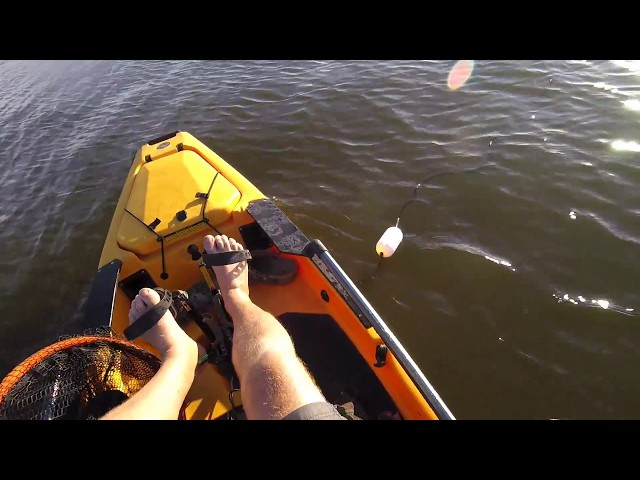 Kayak Anchor Trolley Proper way to deploy use and retrieve