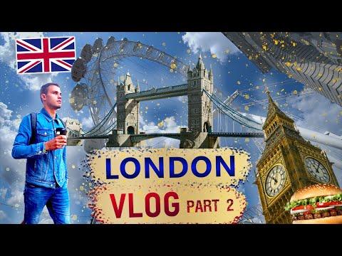 Улетел в Англию. Приключения в Лондоне. ОГРОМНЫЙ BIG BEN в живую. Серия 2