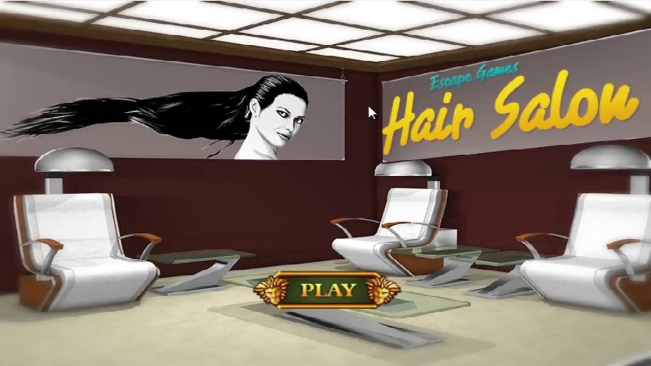 escape games hair salon walkthrough firstescapegames youtube. Black Bedroom Furniture Sets. Home Design Ideas