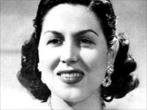 Laila Mourad - Habbit jamalak ليلى مراد - حبيت جمالك