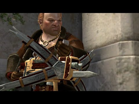 Dragon Age 2 with Commentary [Part 3]: Venture Capital