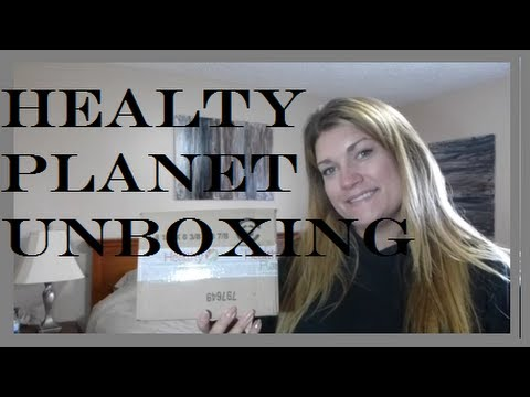 Healthy Planet Unboxing