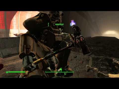Let's Play Fallout 4 Deutsch #667 – Mass Pike: Tunnel