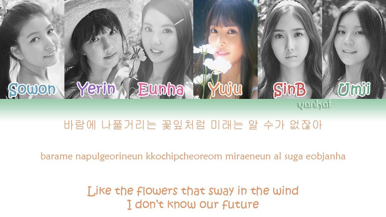 G-Friend (여자친구) - Me Gustas Tu (오늘부터 우리는) (Color Coded Han|Rom|Eng Lyrics) | by YankaT