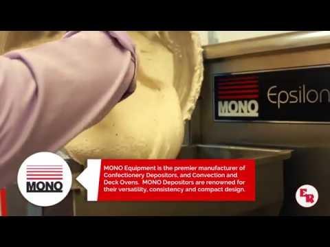 IBIE 2016 | MONO Depositors & Ovens | Erika Record Baking Equipment