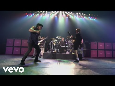 AC/DC - Shoot To Thrill (from Live at the Circus Krone)