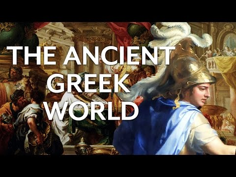 The Ancient Greek World