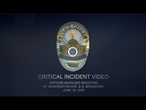 Escondido Police Department Critical Incident Video