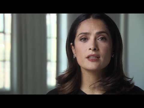 Salma Hayek PSA for the National Domestic Violence Hotline (Spanish)