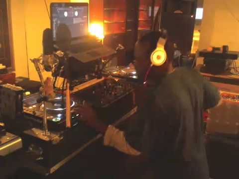 Tech Soul from Tony Soul to my friend Toni in CATALAN....