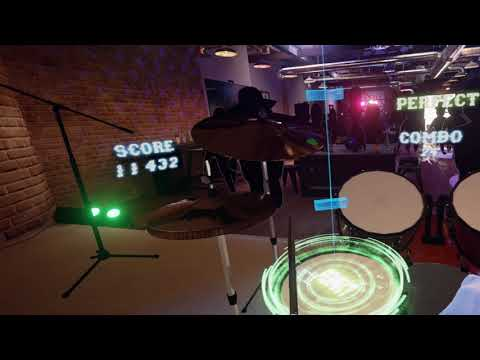 Drummer Talent VR part1 |