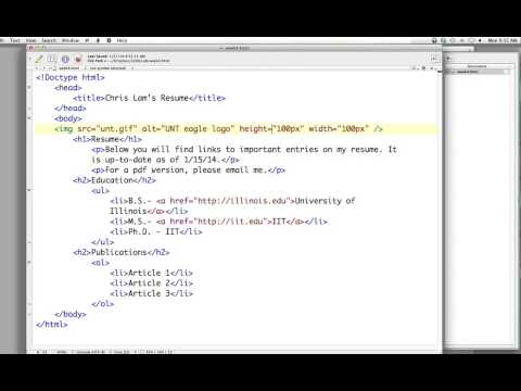 How to add links, images, and a navigation bar in HTML/CSS