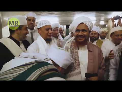 #shalawat KH Arifin Ilham Membuat Guru MuliaTersenyum. Dan Kisah Bersama Habib Munzir Almusawa