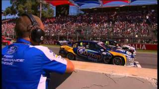 V8 XTRA 26 MARCH 2011 - A day in the life of Mark Winterbottom