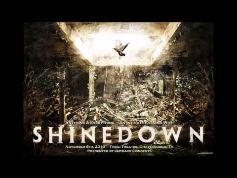 Shinedown - What a Shame (Lyrics) HQ Sound