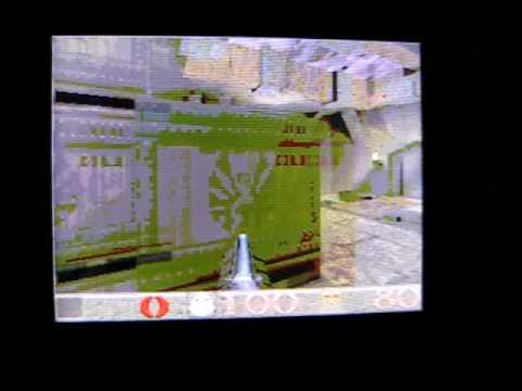 Quake I native game on Motorola ROKR Z6