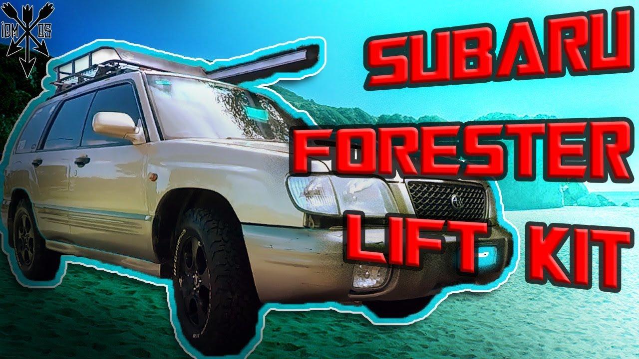 Subaru Forester Lift Kit - subieliftoz
