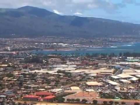 Hawaii Island Maui Lahaina trip film 2007 (better resolution version 2013)