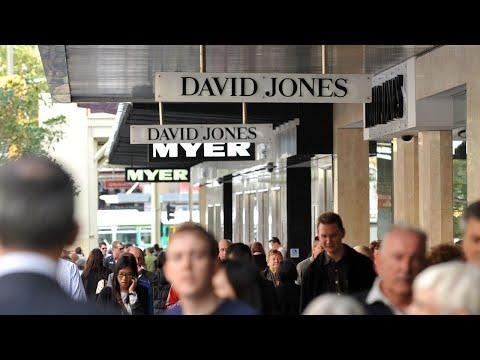 Myer-David Jones Merger Proposal 'makes A Lot Of Sense'