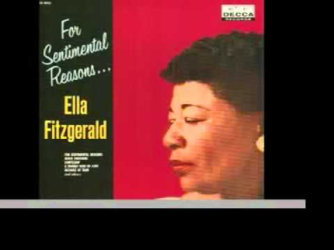 Ella Fitzgerald  A Sunday Kind Of Love