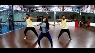 Tamma Tamma Again | Badrinath Ki Dulhania | Dance Choreography  AjinkyaSingh aka AJ FT Prasanna