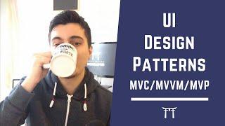 Clean iOS Architecture pt.5: MVC, MVVM, and MVP (UI Design Patterns)