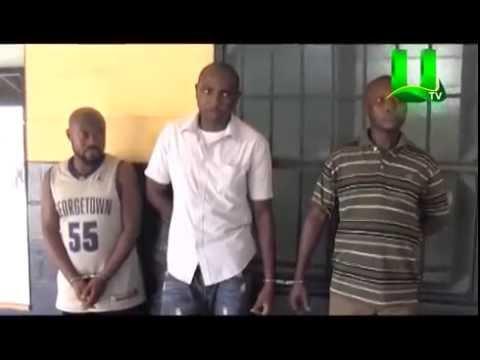 3 Suspected Visa Fraudsters Grabbed