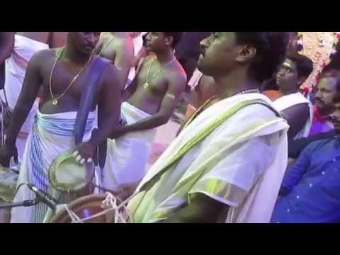 Panchavadyam at Panangad - Saranamayyappa Song on Idakka