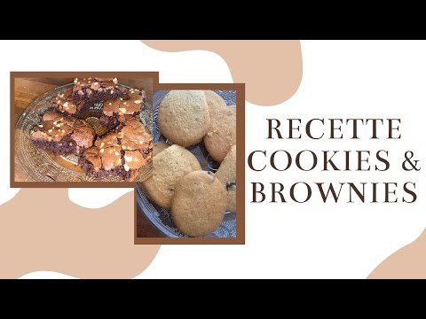 recette-:-cookie-coco/choco-&-brownies-fondant