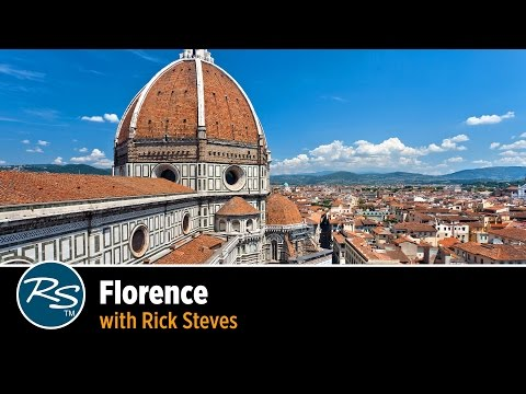Italy: Florence – Rick Steves Travel Talks