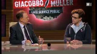 Giacobbo/Müller vom 11.11.2012