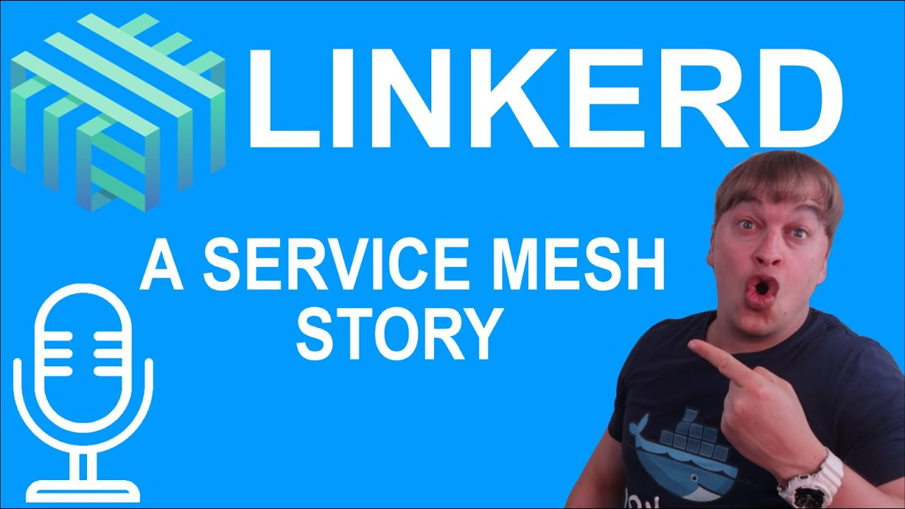 The Story of Linkerd, a Service Mesh Journey with William Morgan | That DevOps Cast #1