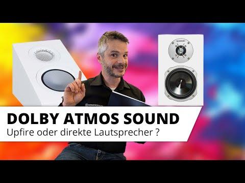 Dolby Atmos - mit Deckenlautsprechern oder mit Upfire- bzw. Aufsatzlautsprechern?