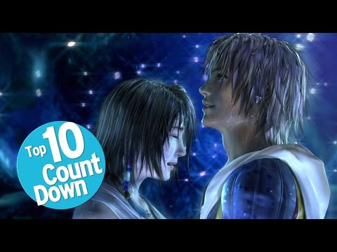 Top 10 Final Fantasy Moments