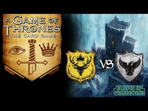 GAME OF THRONES LCG - #7 Baratheon VS Nights Watch
