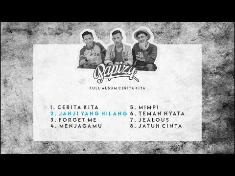 PAPIZY -  FULL ALBUM CERITA KITA ( OFFICIAL )