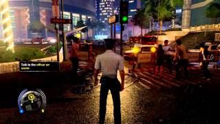 Sleeping Dogs: Year of the Snake (Xbox 360) Story Full Playthrough