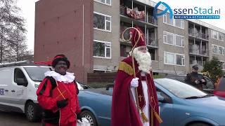 Sinterklaas bij Wij Ruilen en Geven Weg in Assen