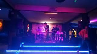 Ray kahvi - Dilema accoustic on stage