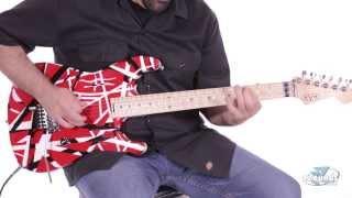 zZounds.com: EVH Eddie Van Halen Striped Series Electric Guitar