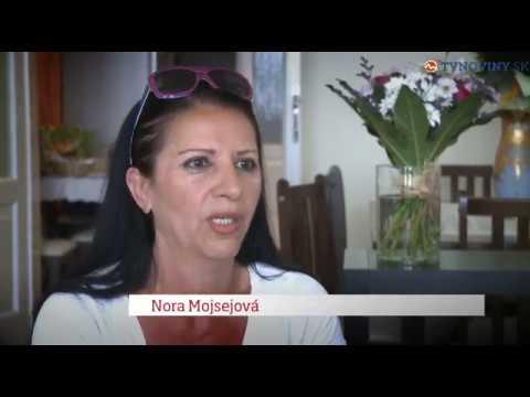 Nora Mojsejová Kabrheľová: Spoveď Nory Mojsejovej