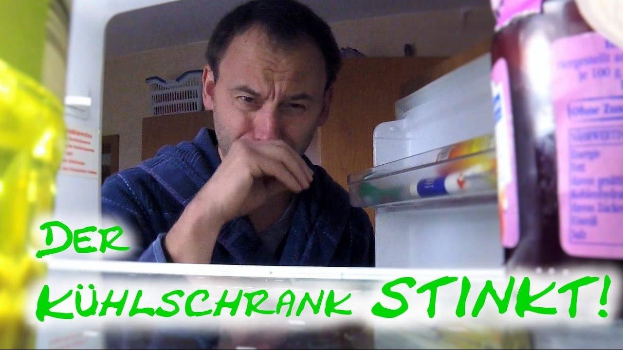 5 mögliche Ursachen, warum der Kühlschrank stinkt! - YouTube